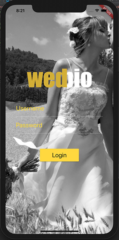 Guest Attendance Workflow by Wedbio.com - elegant wedding website & online rsvp - 002