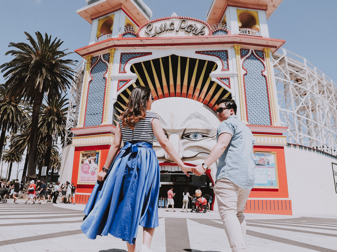 Melbourne Prewedding by phos photo - 006