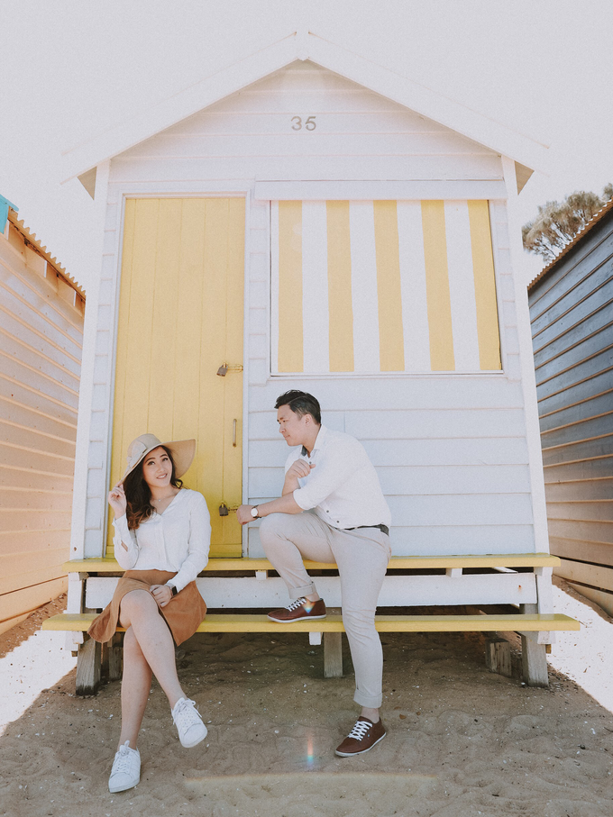 Melbourne Prewedding by phos photo - 007