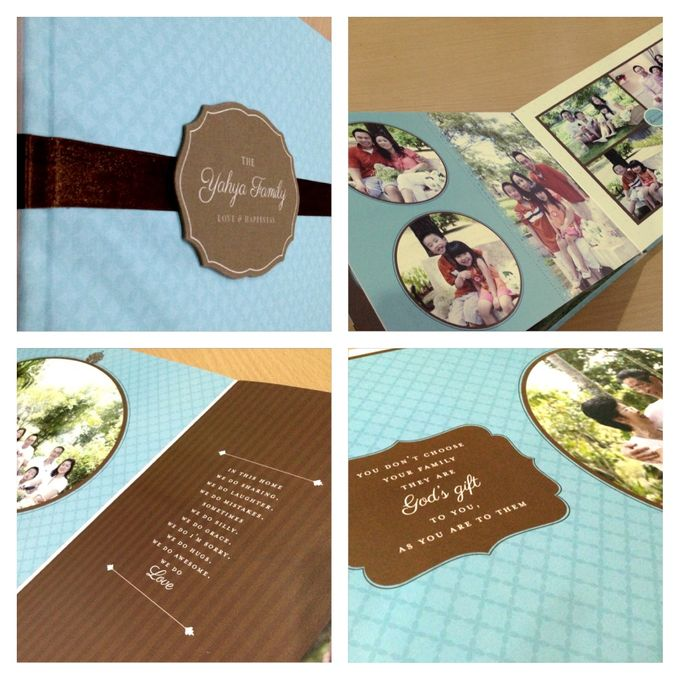 The Yahya Family by PAM'S INVITATIONS & STATIONERY - 001