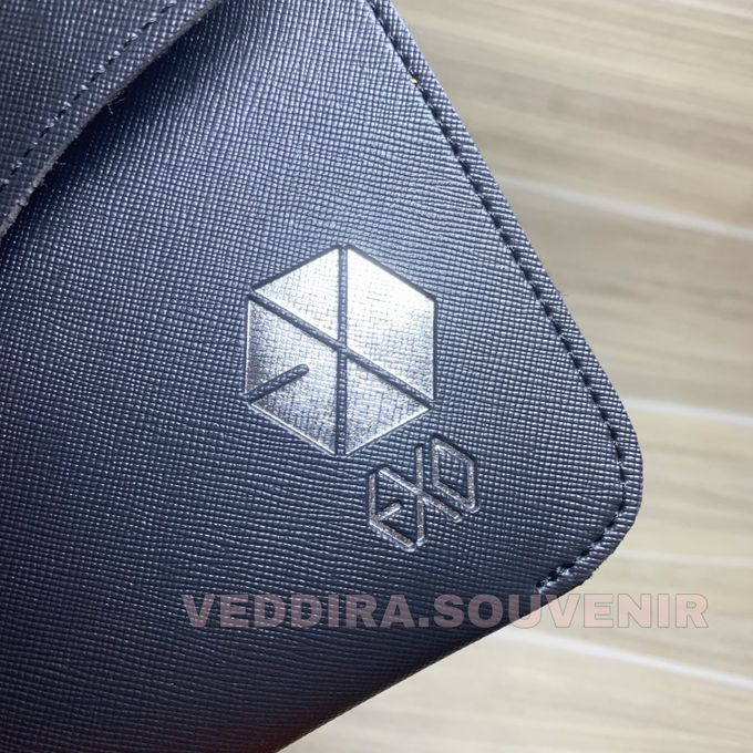 Leather & Synthetic  Pouch by Veddira Souvenir - 006