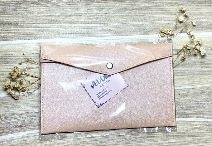 Leather & Synthetic  Pouch by Veddira Souvenir - 004