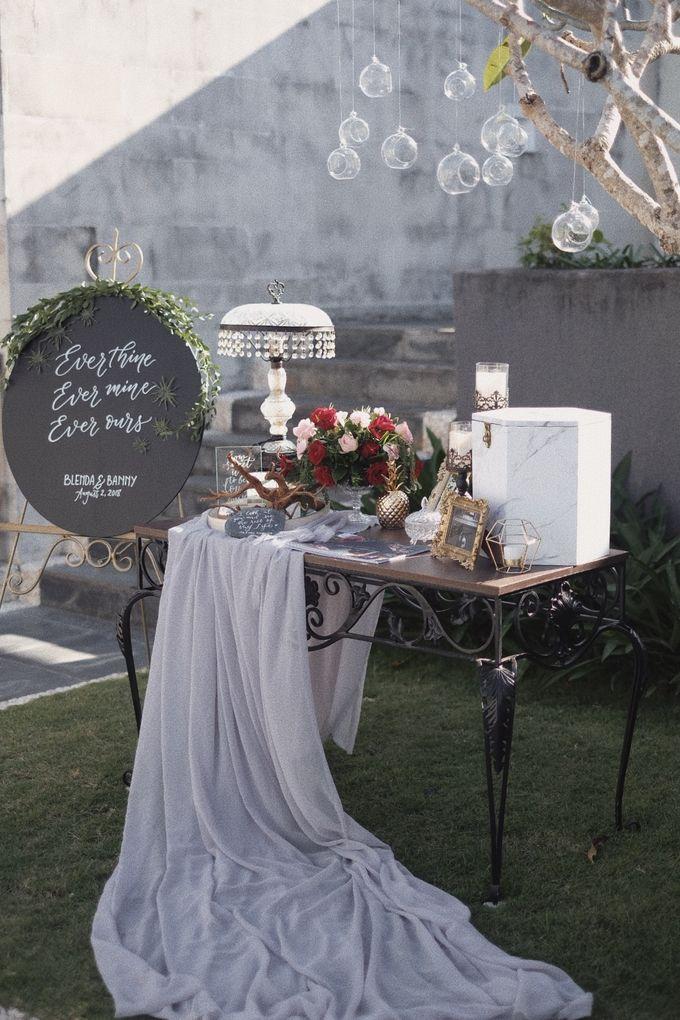 Blenda & Banny Wedding by Kaminari Catering - 010