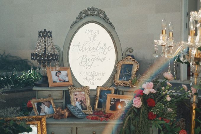 Blenda & Banny Wedding by Kaminari Catering - 011