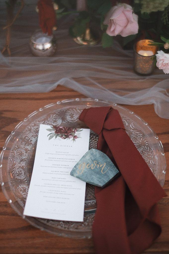 Blenda & Banny Wedding by Kaminari Catering - 007