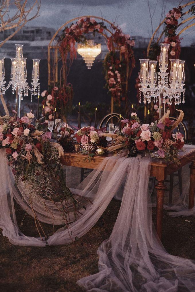 Blenda & Banny Wedding by Kaminari Catering - 006