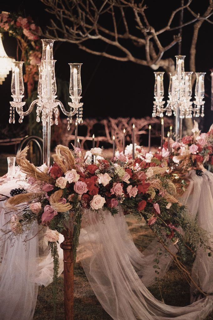 Blenda & Banny Wedding by Kaminari Catering - 004