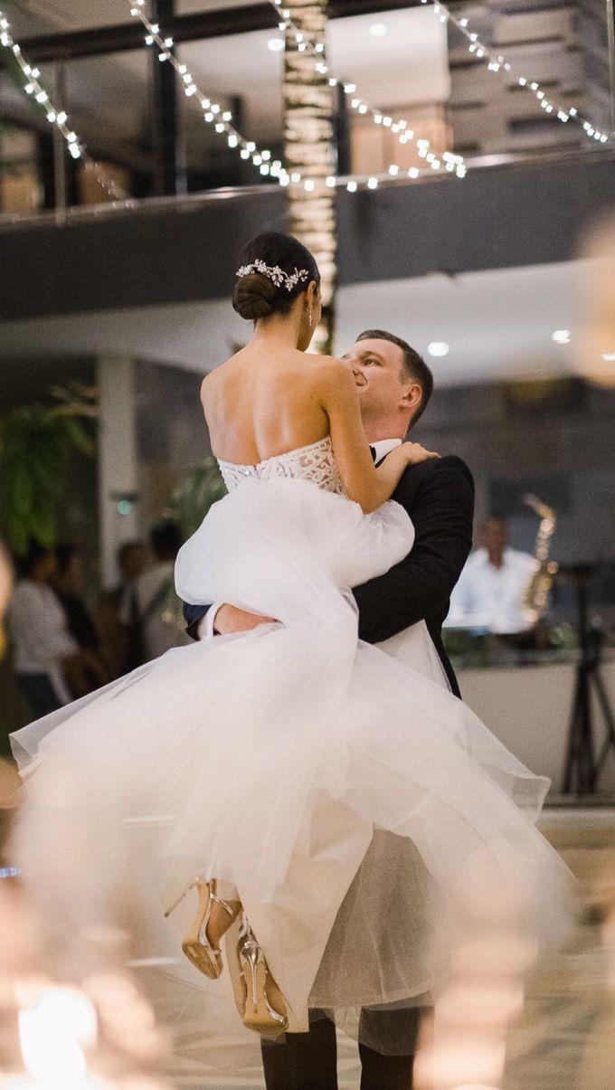 Real Wedding of Jesse & Mahsa by Tirtha Bridal - 016