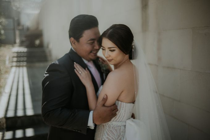 Blenda & Banny Wedding by Wong Hang Distinguished Tailor - 001