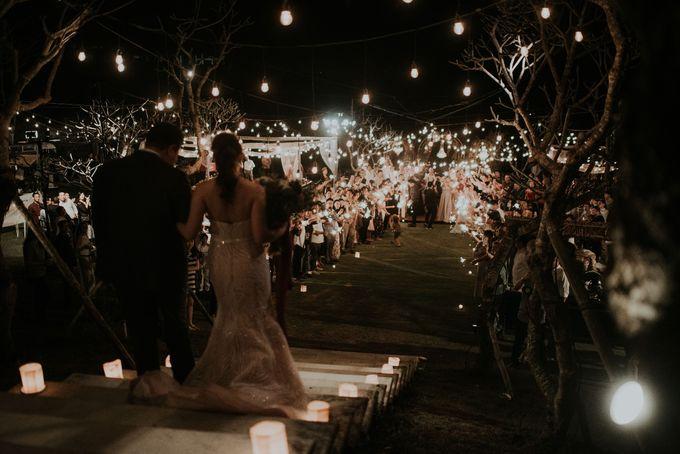 Blenda & Banny Wedding by Kaminari Catering - 014