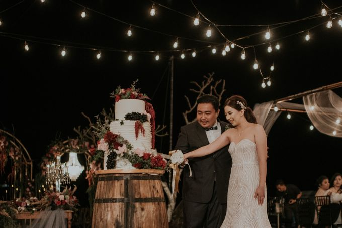 Blenda & Banny Wedding by Kaminari Catering - 013