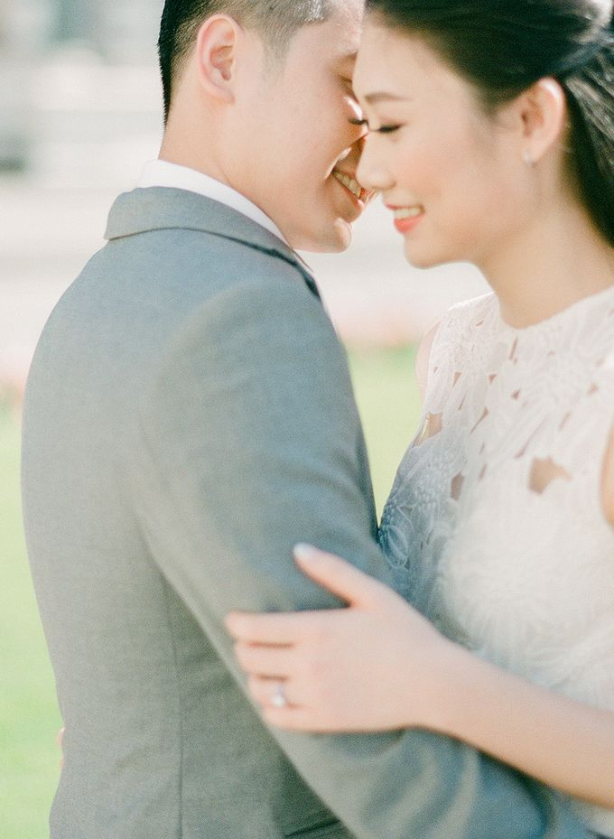 Federick & Winny Prewedding by Hilda by Bridestory - 014