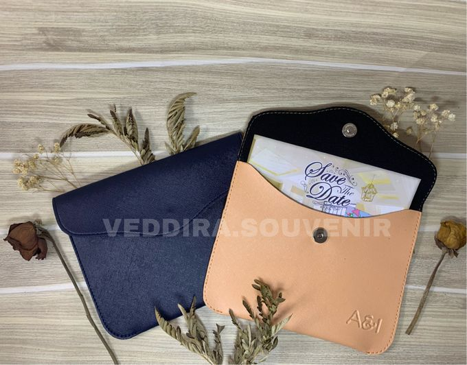 Leather & Synthetic  Pouch by Veddira Souvenir - 007
