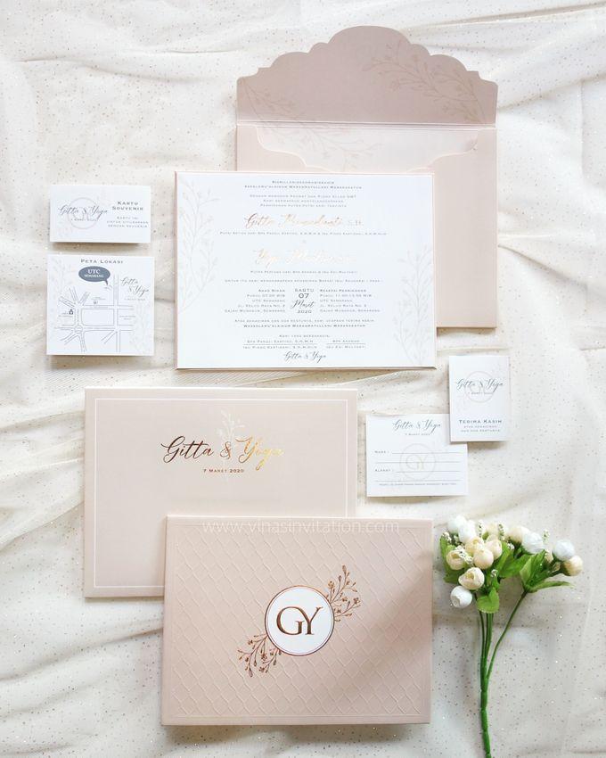Gitta & Yoga by Vinas Invitation - 001