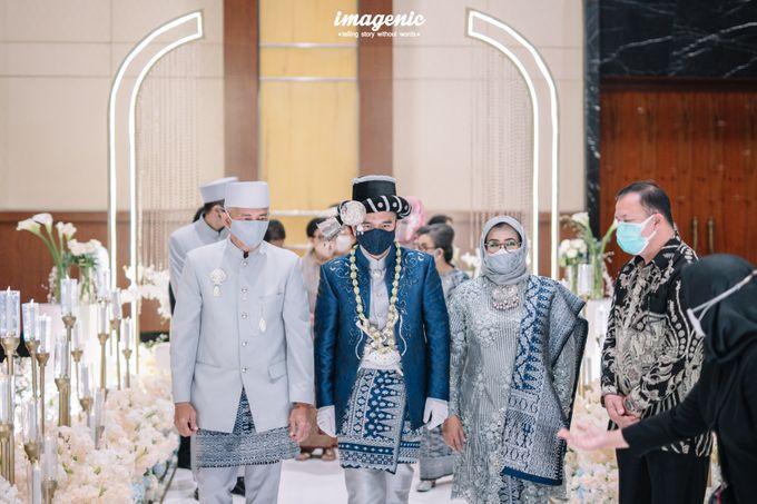 Bella Theo Wedding Day by Chandira Wedding Organizer - 022