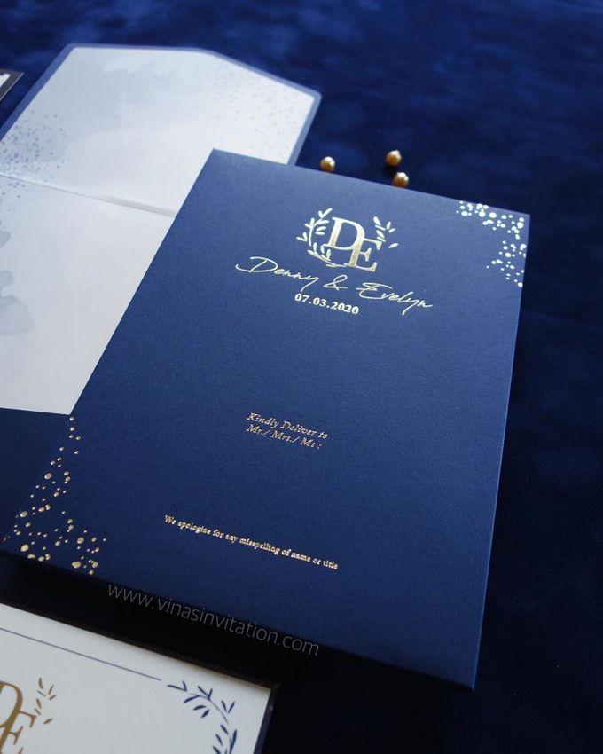 Denny & Evelyn by Vinas Invitation - 008