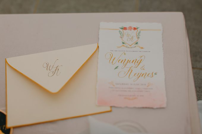 Style Shoot with Bridestory-A ROMANTIC WEDDING INSPIRATION WITH ETHEREAL ELEMENTS by Ling's Palette - 010