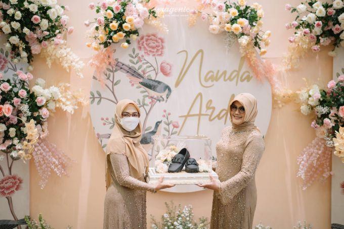 Nanda Arsyinta & Ardya Engagement by Chandira Wedding Organizer - 017