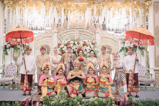 Compilation of Balinese Wedding at 9th and 10th Floor by Dwi Tunggal Citra Catering - 012