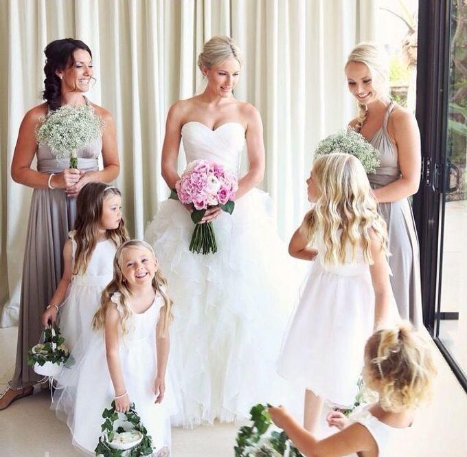 Bridal Hair & Make Up by GLO DAY SPA & SALON BALI - 007