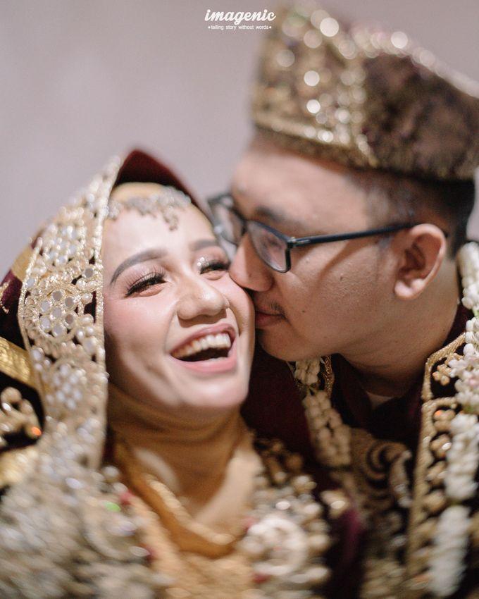 Minang Akad Nikah of Haq & Hilda by  Menara Mandiri by IKK Wedding (ex. Plaza Bapindo) - 014
