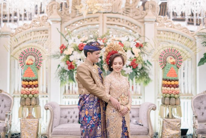 Compilation of Balinese Wedding at 9th and 10th Floor by Dwi Tunggal Citra Catering - 011