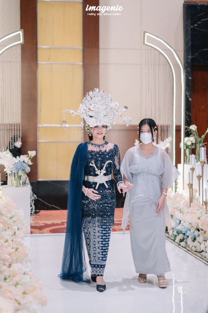 Bella Theo Wedding Day by Chandira Wedding Organizer - 020