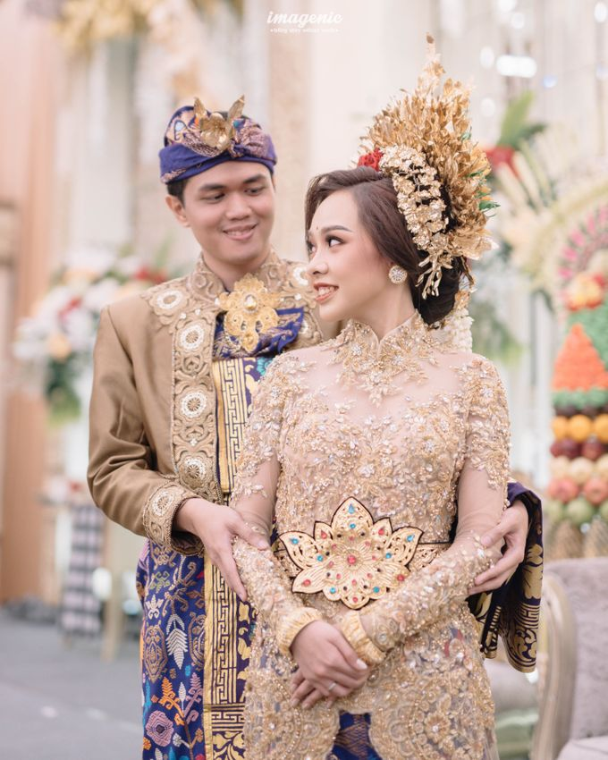 Compilation of Balinese Wedding at 9th and 10th Floor by Dwi Tunggal Citra Catering - 010