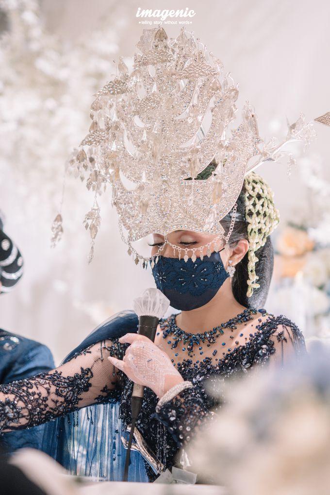 Bella Theo Wedding Day by Chandira Wedding Organizer - 042