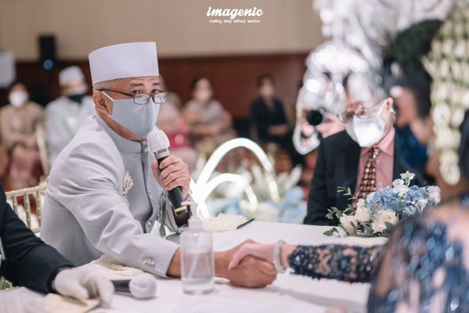 Bella Theo Wedding Day by Chandira Wedding Organizer - 018