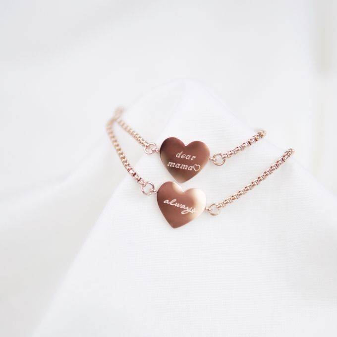 Bridesmaid Jewellery by Made Different Co - 005