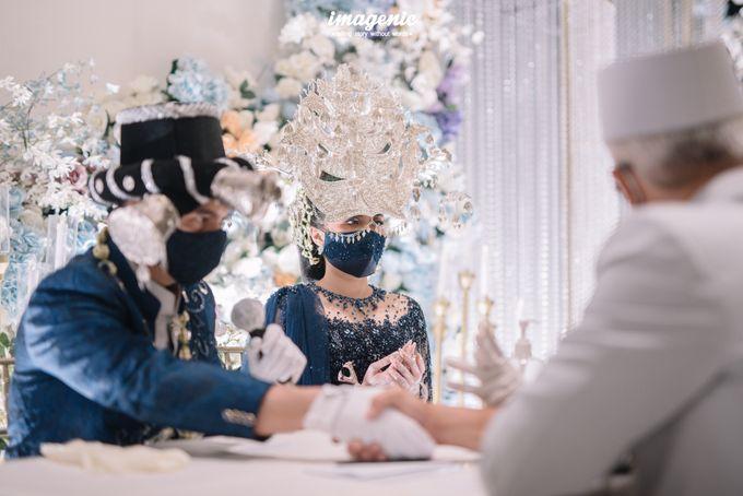 Bella Theo Wedding Day by Chandira Wedding Organizer - 044
