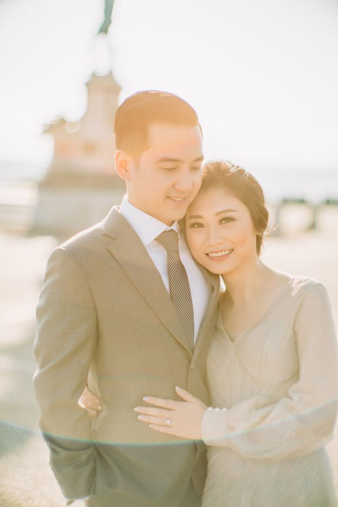 Federick & Winny Prewedding by Hilda by Bridestory - 019
