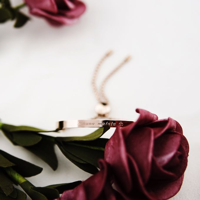 Bridesmaid Jewellery by Made Different Co - 002