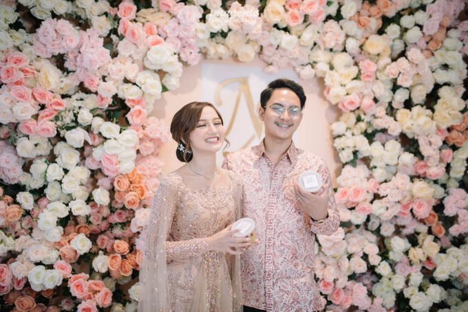 Nanda Arsyinta & Ardya Engagement by Chandira Wedding Organizer - 021