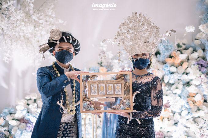 Bella Theo Wedding Day by Chandira Wedding Organizer - 019
