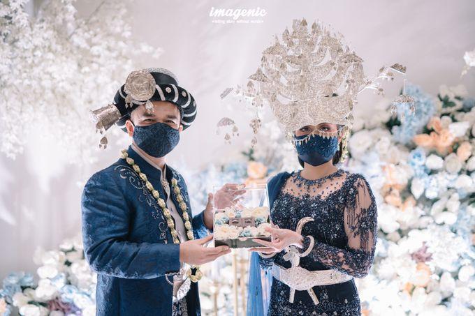 Bella Theo Wedding Day by Chandira Wedding Organizer - 016