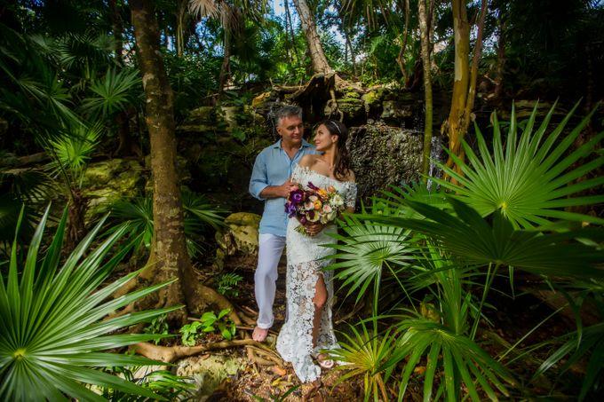 Natalia & Victor Wedding by StanlyPhoto - 011