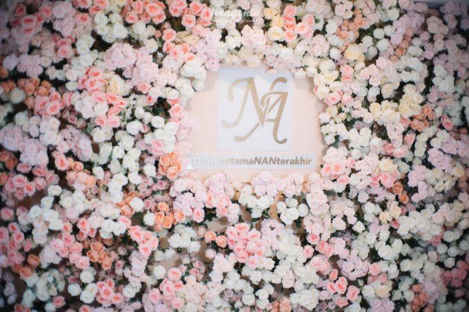 Nanda Arsyinta & Ardya Engagement by Chandira Wedding Organizer - 009