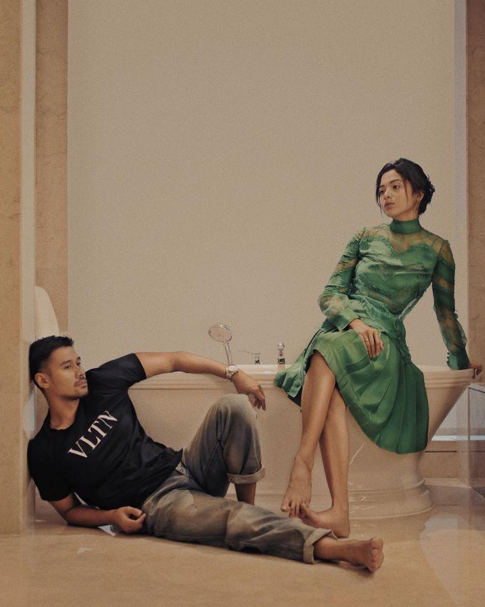 Chico Jerikho & Putri Marino by Leo Vir - 005