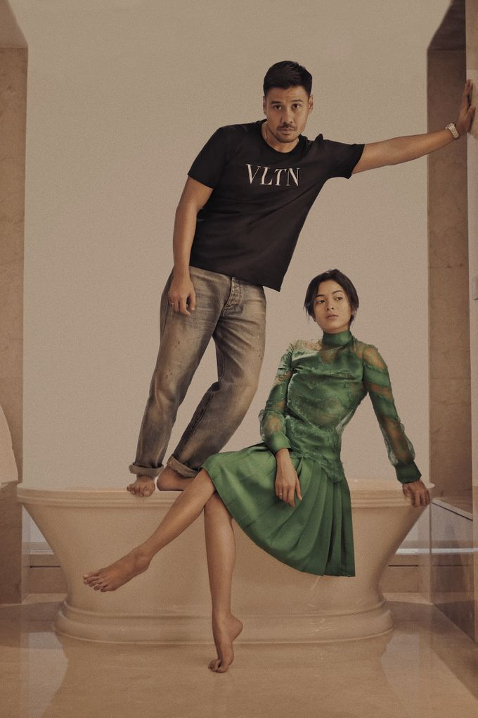 Chico Jerikho & Putri Marino by Leo Vir - 006