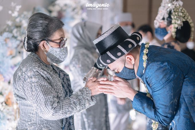 Bella Theo Wedding Day by Chandira Wedding Organizer - 010