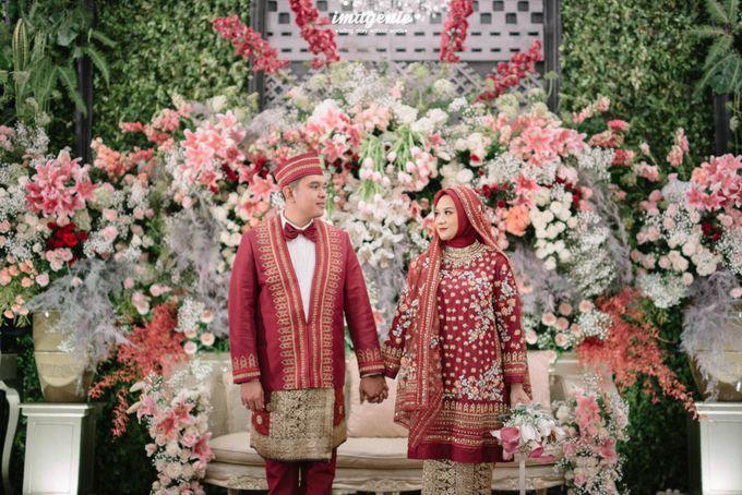 Menara Mandiri 10th Floor - Mandailing Wedding by IKK Wedding Venue - 001