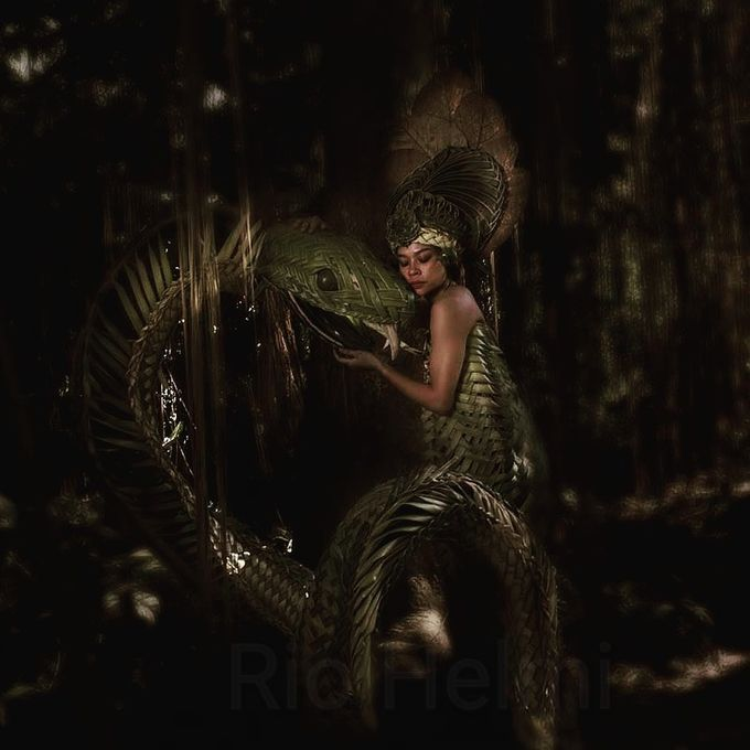 Theatrical Costume and Scenic Props by Make A Scene! Bali - 005