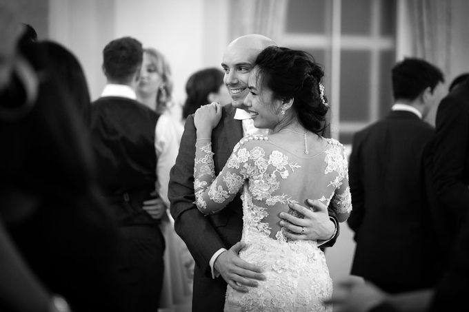 Ben and Ribka wedding by Florencia Augustine - 003