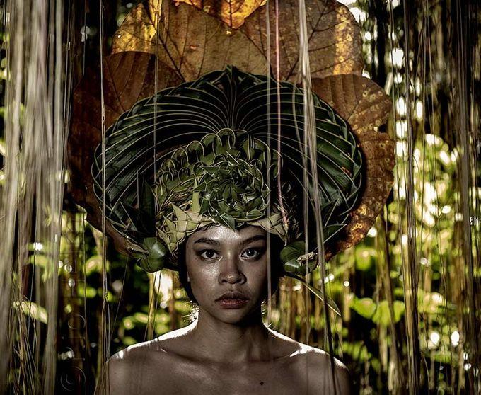 Wedding Headdresses by Make A Scene! Bali - 008
