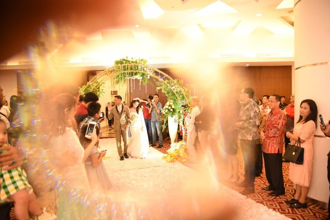 The Wedding of Charlescian and Marsela by Khayim Beshafa One Stop Wedding - 011