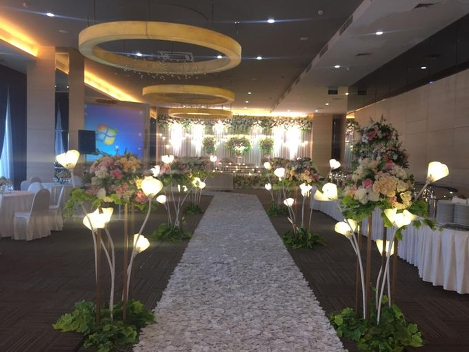 Wedding Radiella & Chanief, 21 September 2019 by Kirana Two Function Hall - 002