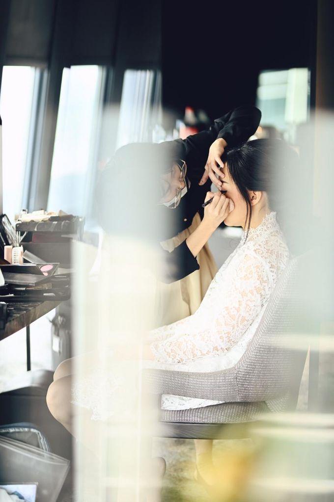 The Wedding of  Permadi & Stephany by Khayim Beshafa One Stop Wedding - 004