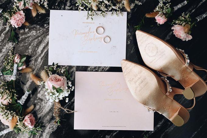 The Wedding of  Permadi & Stephany by Khayim Beshafa One Stop Wedding - 002